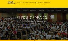 FLISOL 2015- Festival Latino Americano de Instalação de Software Livre- Tecnologia utilizada: PHP, JavaScript, JQuery, HTML5, CSS3, MySql,