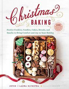 Amazon.com : holiday baking cookbook Holiday Baking, Christmas Baking, Christmas Cookies, Amazon Christmas Decorations, Tapas, Caramel Bars, Chocolate Crinkles, Cake Business, Comfort And Joy