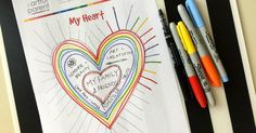 Free Valentine Activity Printable for Kids