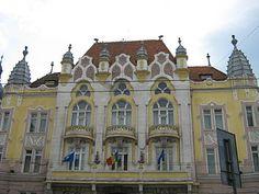 Romania, Tourism, Mansions, House Styles, Building, Palaces, Castles, Home Decor, Turismo