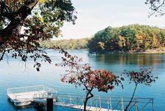 The Honey Creek Area at Grand Lake State Park in Grove, Oklahoma offers places to fish, camp and have fun boating near other activities like shopping at Har-Ber Village.