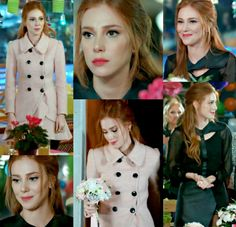 Turkish Fashion, Turkish Beauty, Stylish Outfits, Fashion Outfits, Cap Girl, Elcin Sangu, Prettiest Actresses, Female Fighter, Turkish Actors