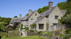 The National Trust's Coleton Fishacre, Devon, is a 1920s country retreat complete with luxuriant garden by the sea.