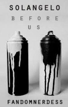 Before Us // Solangelo #wattpad #fanfiction