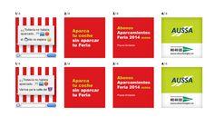 Tiovivo Publicidad Sevilla: Campaña de display banners Feria 2014