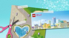Download: Heartlake City playmat and skyline - Downloads - Activities - Friends LEGO.com