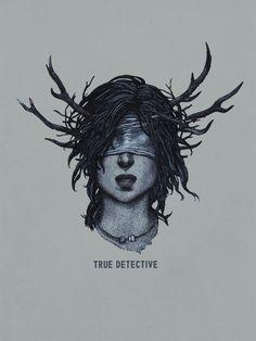 True Detective art by shwedoff on deviantART