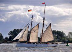 """Pilot schooner """"Elbe"""" n°5"""