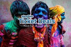 Scopri le ultime novità  http://www.ziguline.com/ticket-deals/#TicketDeals