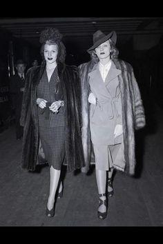 True Hollywood  Rita Hayworth and Marlene Dietrich , 1940s