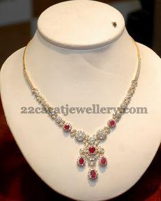 Below 5 Lakhs Spectacular Diamond sets | Jewellery Designs