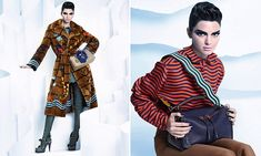 Kendall Jenner channels ELVIS in edgy new Fendi campaign