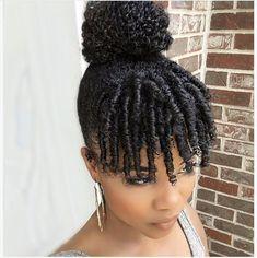 Natural Hair Braids, Pelo Natural, Natural Hair Updo, Natural Hair Journey, Braided Hairstyles, Flat Twist Hairstyles, Natural Hairstyles, Pelo Afro, Natural Hair Styles For Black Women