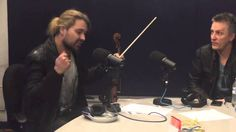 Interview of David Garrett on W Radio México - Martha Debayle (Mexico, 2...