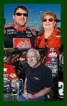 Tony Stewart Sister   Tony Stewart Family Tree Bio With Father Nelson Stewart