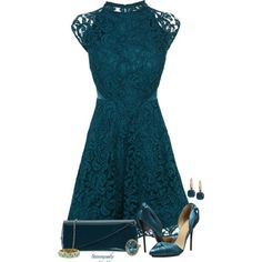 Black Leather And Lace Dress - Colorful Dress Images of Archive