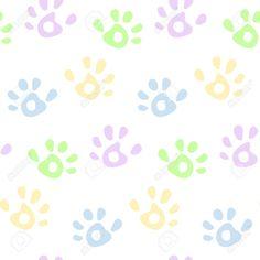 handprint pattern