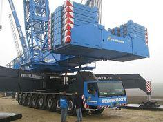 750 tonner. big beast.