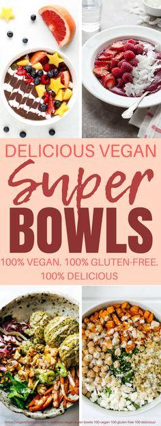 100% Vegan, Gluten-free and delicious!