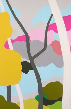 Clare Brodie-Summer Dreaming -305x205x4cm