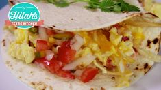 made these this weekend... Breakfast Tacos | Hilah's Texas Kitchen