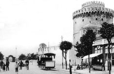 Meet the attractions, find events, places of entertainment and accommodation in Thessaloniki and the surrounding areas! Greece Pictures, Old Pictures, Old Photos, Thessaloniki, New City, Macedonia, Athens, Tourism, Past