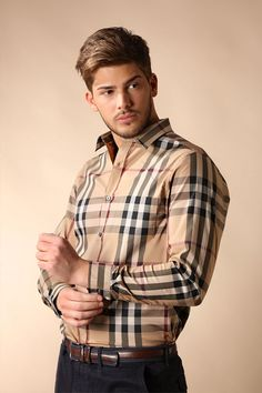 ac1e218c36f3 Burberry Men s Shirts Burberry Shirts For Men