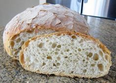 This Is A Very Simple No Knead Bread With Fabulous Flavor