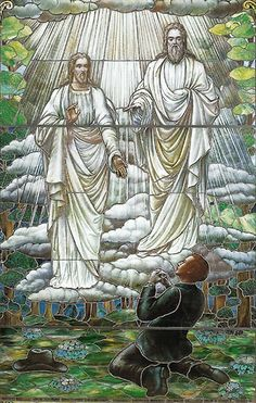 Lesson helps for the Teachings of the Presidents of the Church: Ezra Taft Benson, Chapter on Joseph Smith. Includes a variety of lesson resources as well as a deeper look into ways to understand Joseph Smith's life work. Art Nouveau, Young Women Lessons, Joseph Smith, Latter Day Saints, Western Art, Heavenly Father, Faith In God, Holy Spirit, Jesus Christ
