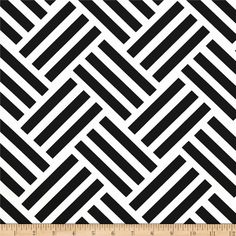 Michael Miller Bekko Home Decor Parquet Black $14.98 a yard