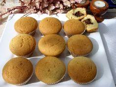 Petits cakes au Nutella - recette cake , recette patisserie : recettes de cuisine marocaine à base de oeufs, recette economique