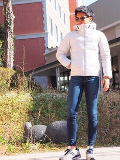 Tight Jeans Men, Superenge Jeans, Tights Outfit, Skin Tight, Super Skinny Jeans, Hot Guys, Winter Jackets, Street Style, Mens Fashion