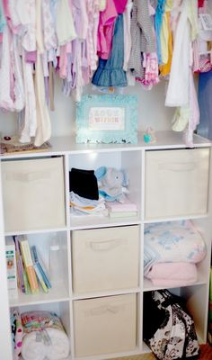 closet organization #matildajaneclothing #MJCdreamcloset