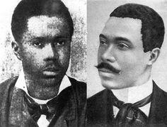 Cruz e Souza (1861-1898) consagrou-se como o fundador do Simbolismo brasileiro, por combinar o parnasianismo, o pessimismo, o materialismo à musicalidade simbolista, sob as influências de Baudelaire e Antero de Quental.  Fotografia: Reprodução.