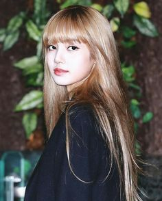 Blackpink Lisa, Jennie Blackpink, Hair Inspo, Hair Inspiration, Korean Girl, Asian Girl, Lisa Hair, Jenny Kim, Lisa Blackpink Wallpaper