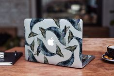 Whales MacBook Pro 16 Skin MacBook 16 Cover Whale MacBook Air 13 2020 Skin MacBoook 2019 Decal MacBook Pro 13 Skin MacBook 13 inch Decal by DesignerSkinUA on Etsy Apple Laptop Macbook, Macbook 15 Inch, Macbook Pro Skin, Macbook Air 11, Macbook Case, Macbook Pro Retina, Macbook Desktop, Macbook Air Wallpaper, Macbook Air Stickers