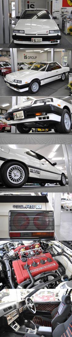 1984 Nissan Skyline 'Iron Mask' / DR30 / 2000 RS-X Turbo / Japan / white / 17-444