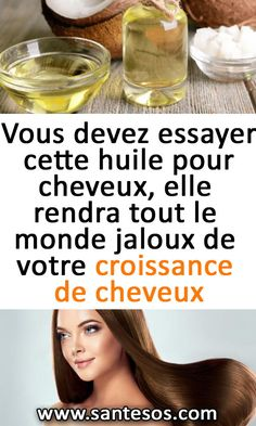 We must try this hair oil, it will make everyone jealous of … … – All About Hairstyles Hair Oil, Jealous, Hairdresser, My Hair, Hair Beauty, Soap, Personal Care, Hair Styles, How To Make