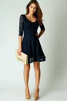 Las 330 Mejores Imágenes De Vestidos De Encaje Vestidos De