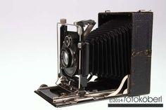 Curt Bentzin Plattenkamera 9x12