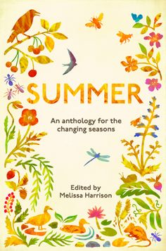 With thanks to the publisher for providing this review copy. Summer means different things to different people, it might mean hayfields and summer meadows collecting wildflowers and picnicking unde…