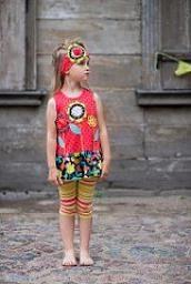 Camelia Headband : Lime Lollies