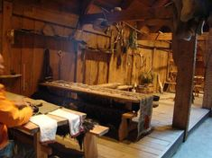 Lofotr Viking Museum: Inside the Longhouse