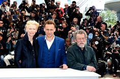 Only Left Lovers Alive Cannes Photocall