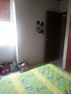 Habitación Niño 4 años by #Decoravisual