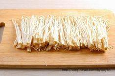 팽이버섯부침개~부침개 만드는법,부침개, 팽이버섯요리 : 네이버 블로그