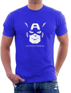 Capitan America — Color Animal