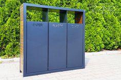 PAVO - recycling bin from ZANO