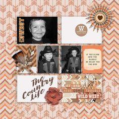 Collections :: W :: Wild West by WendyP Designs :: Wild West - Digital Scrapkit