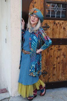 Kathleen | ADVANCED STYLE | Bloglovin'